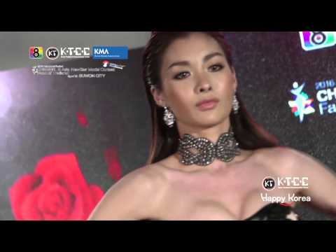 Asian New Star Model Face of Thailand 2016