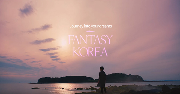 Fantasy Korea (8 official TVCs for the 2017 Korea Tourism)
