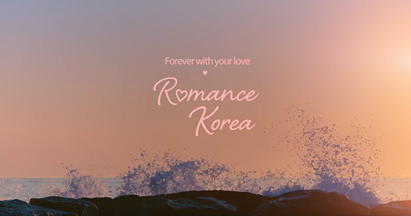 Romance Korea (8 official TVCs for the 2017 Korea Tourism)