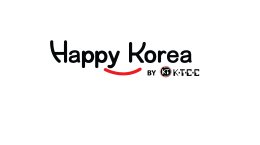 Happy Korea Logo